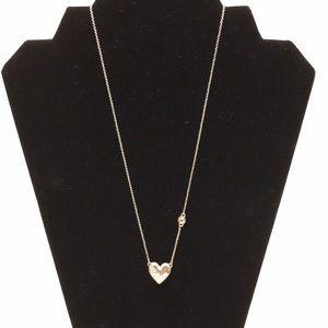 Short Lia Sophia necklace in silver